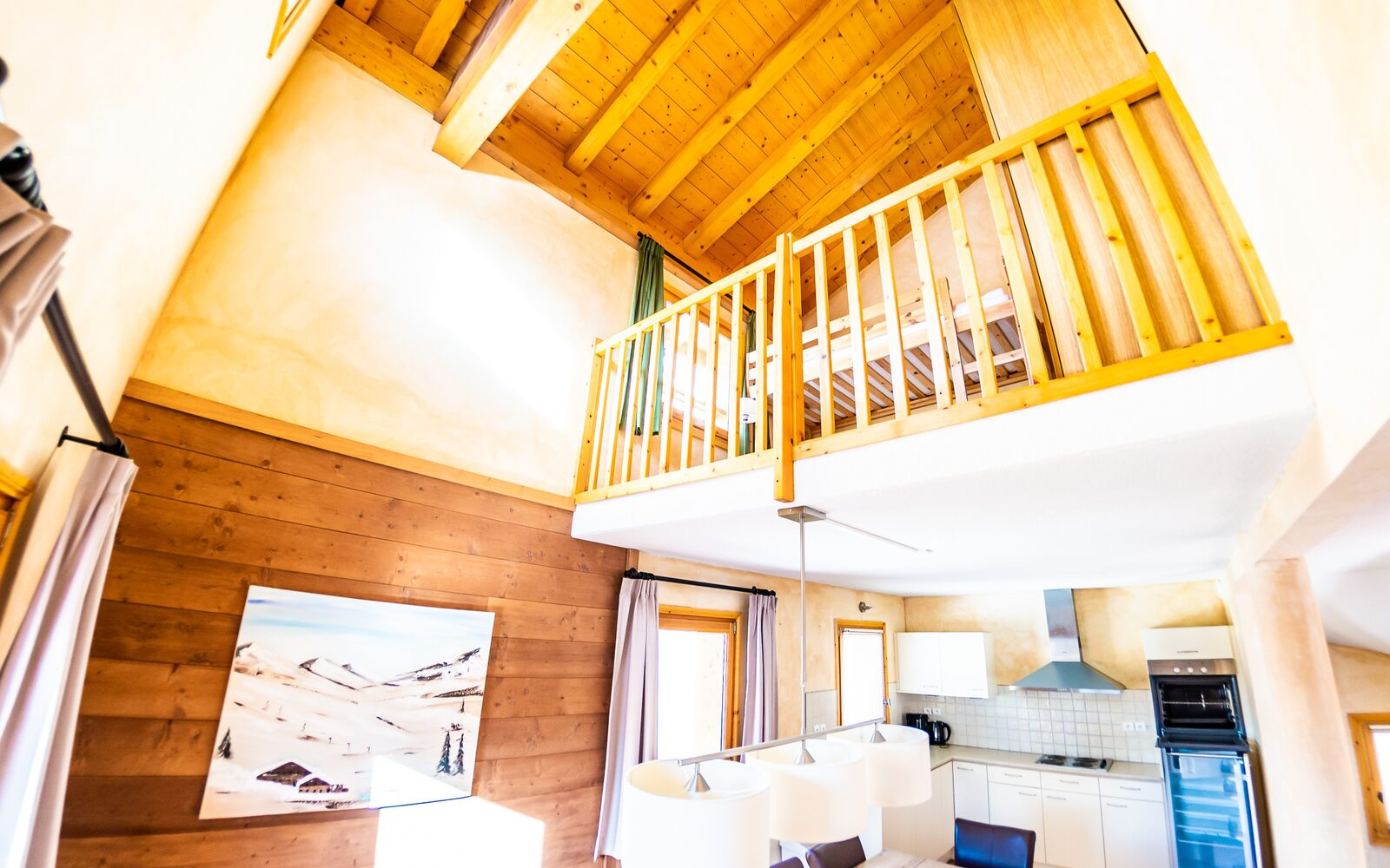 5-room chalet + vide for 10 persons