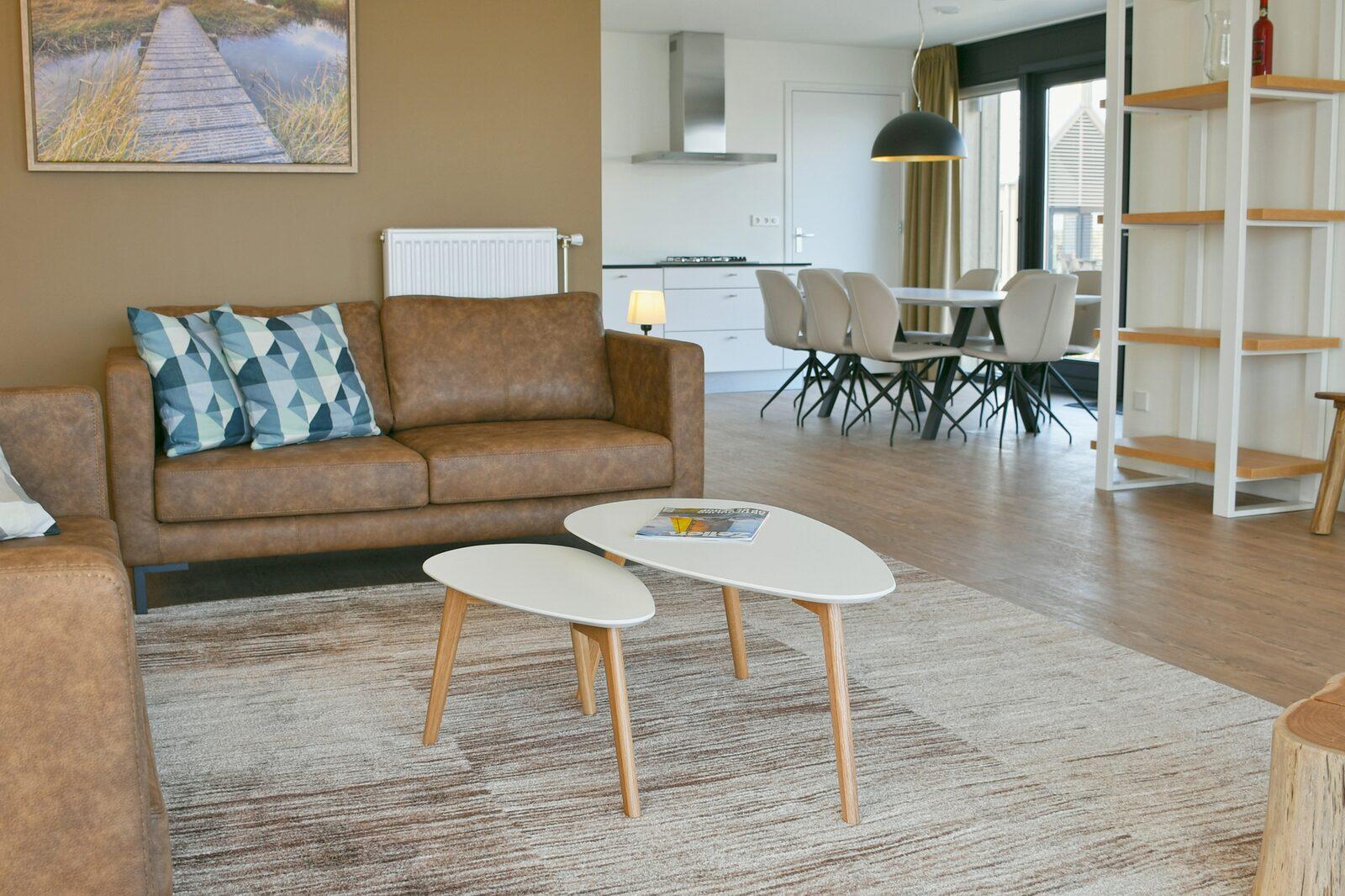 Villa Oesterdam Deluxe  | 8 personen