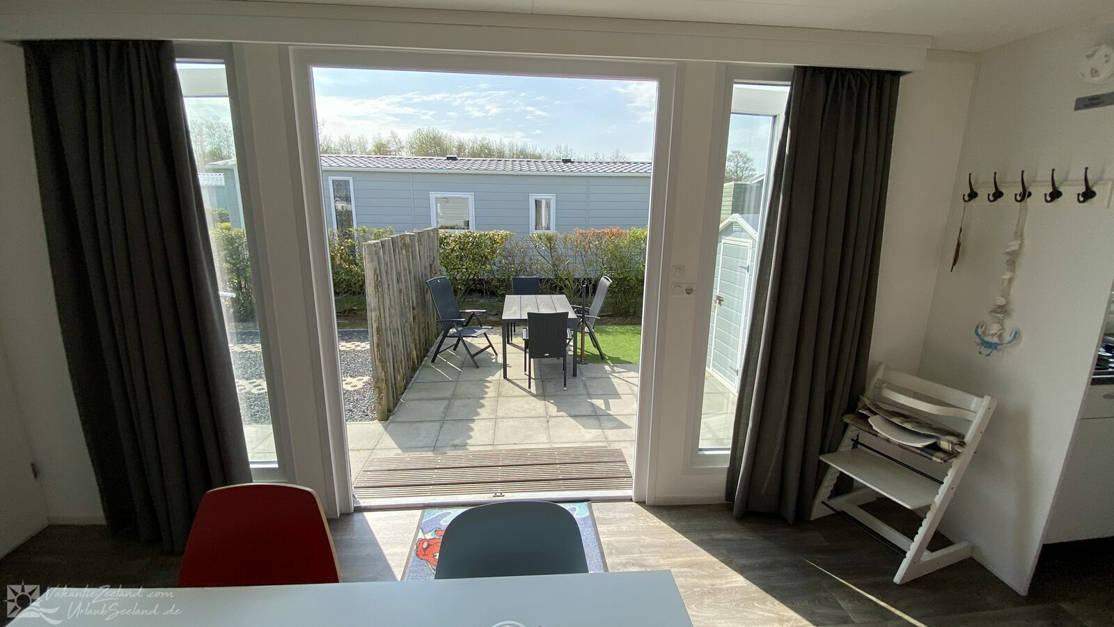 VZ642 Holiday Chalet Renesse