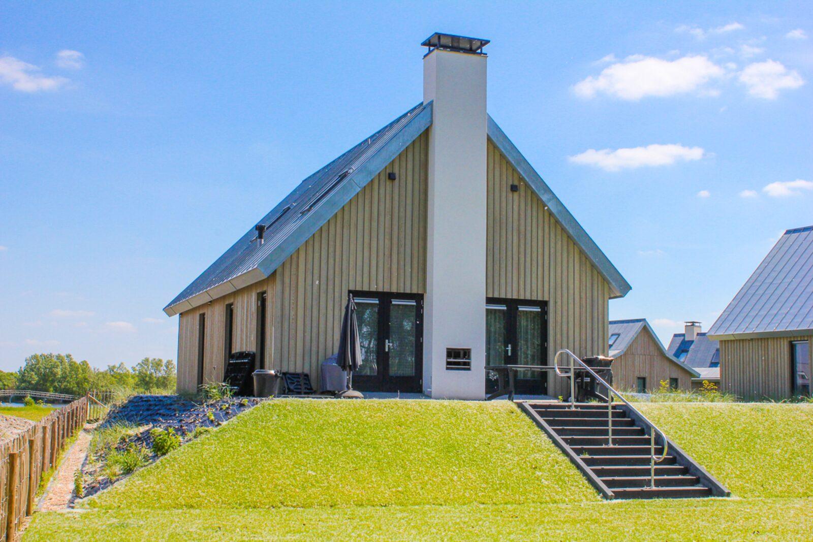 Villa Oesterdam Comfort Extra  | 8 personen