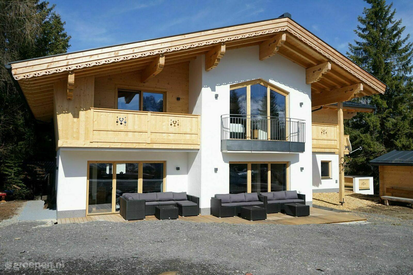 Vakantiehuis Hochkrimml
