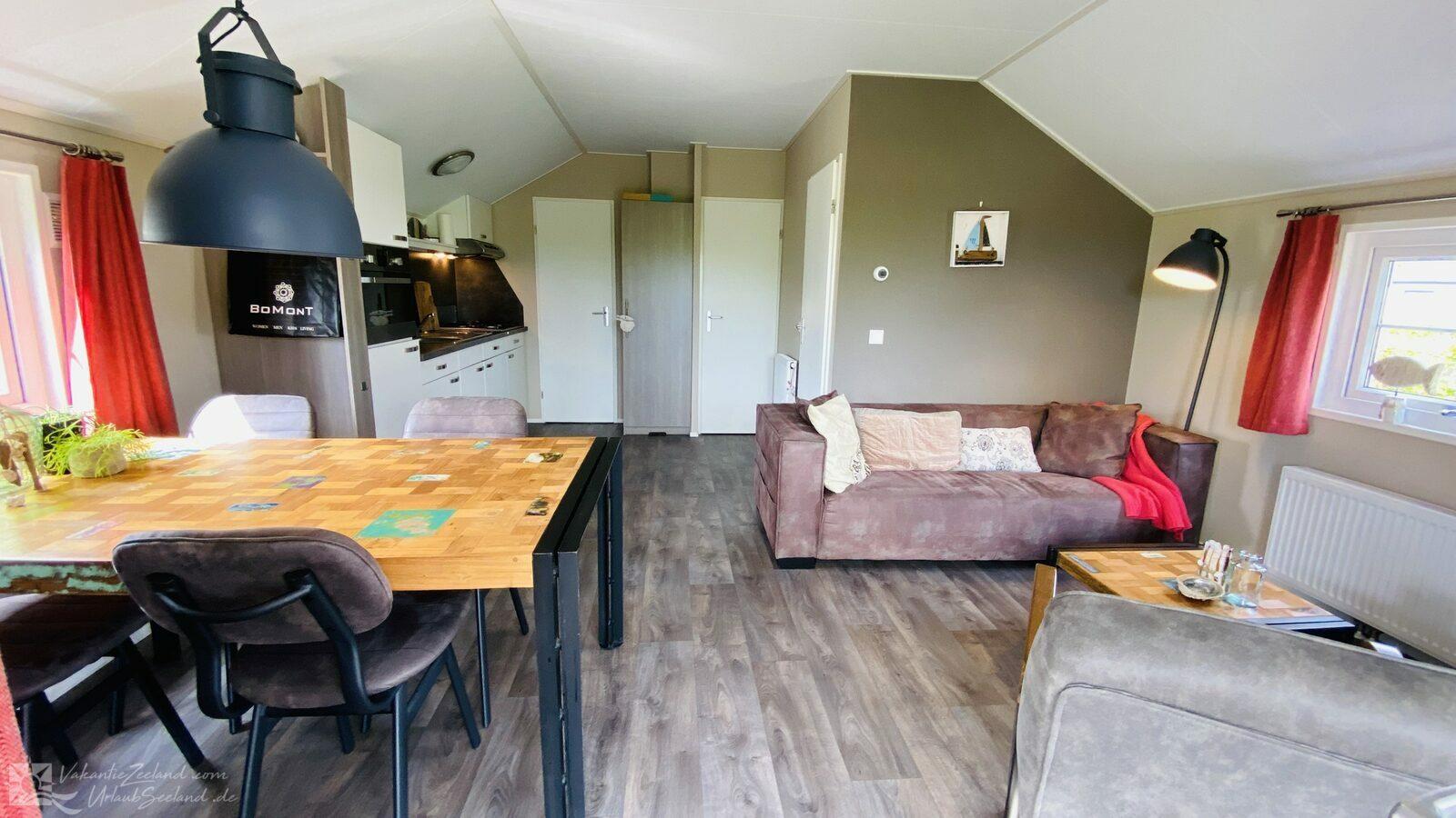 vakantiehuis Nederland, Zeeland, Ouwerkerk vakantiehuis VZ538 Lodge Ouwerkerk