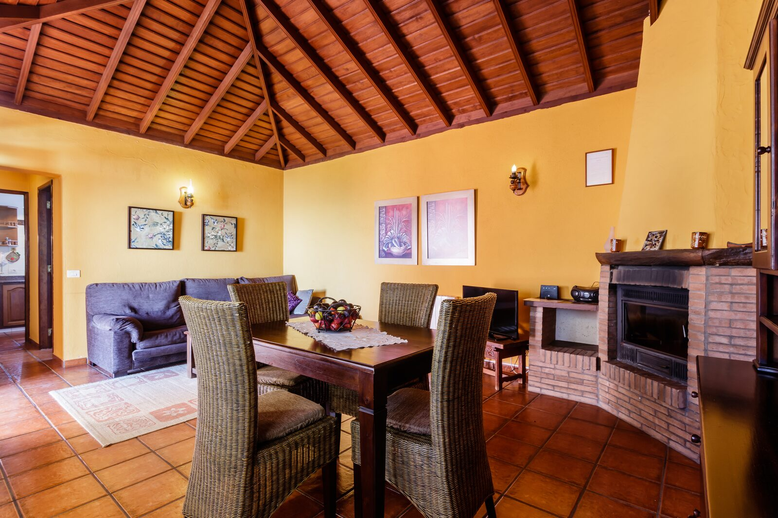 Casita Colorida | 4 persons