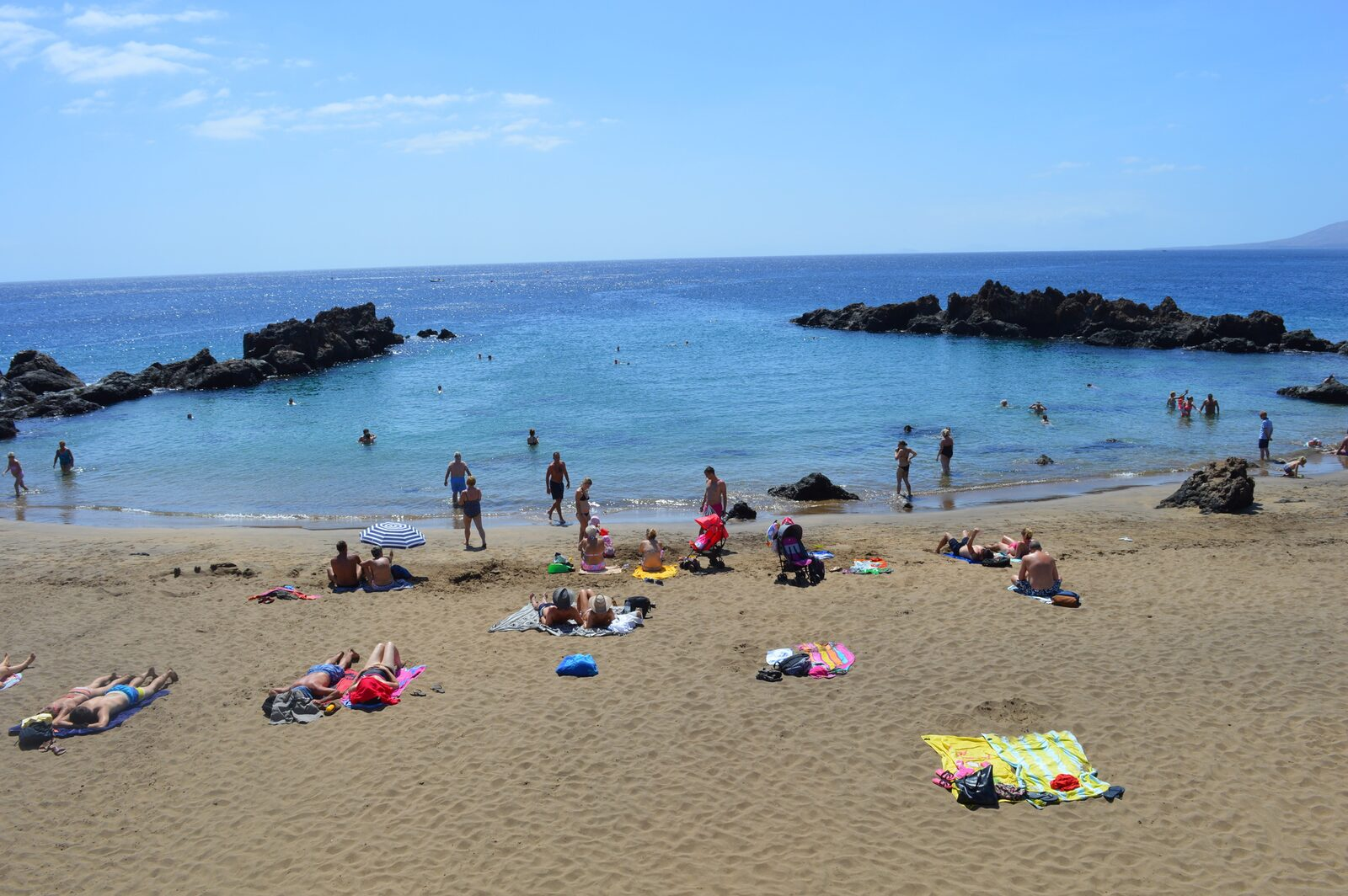 Beachhouse La Concha | 4 personen