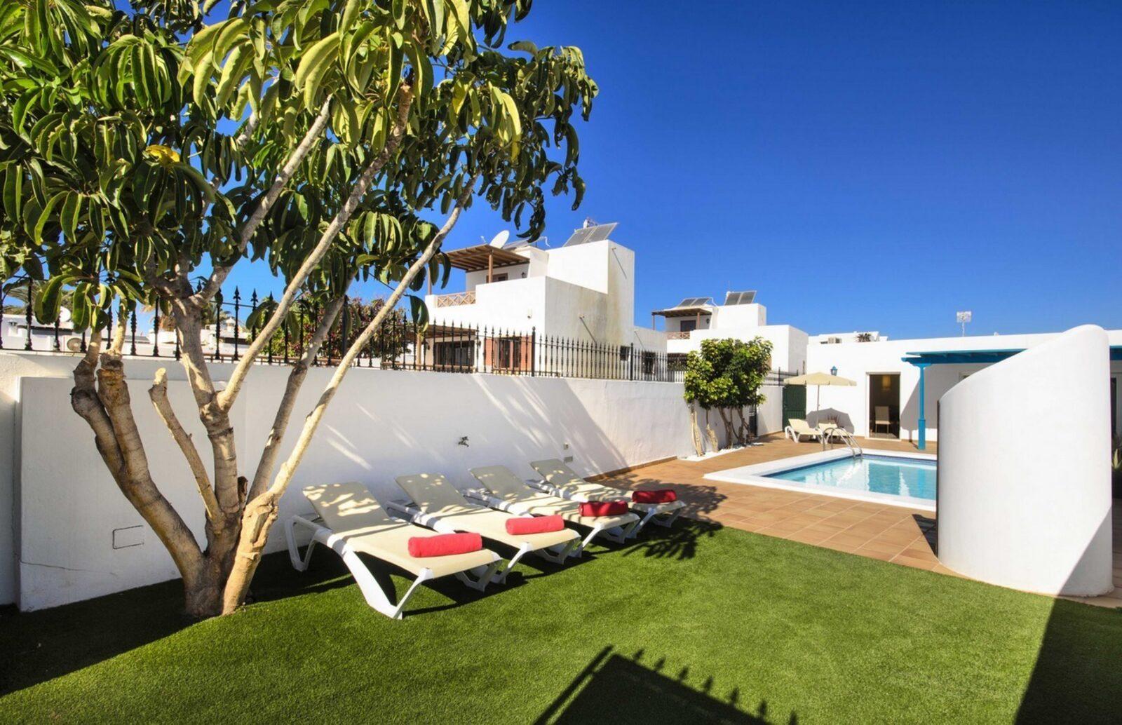 Villa Pocillos | 6 persons