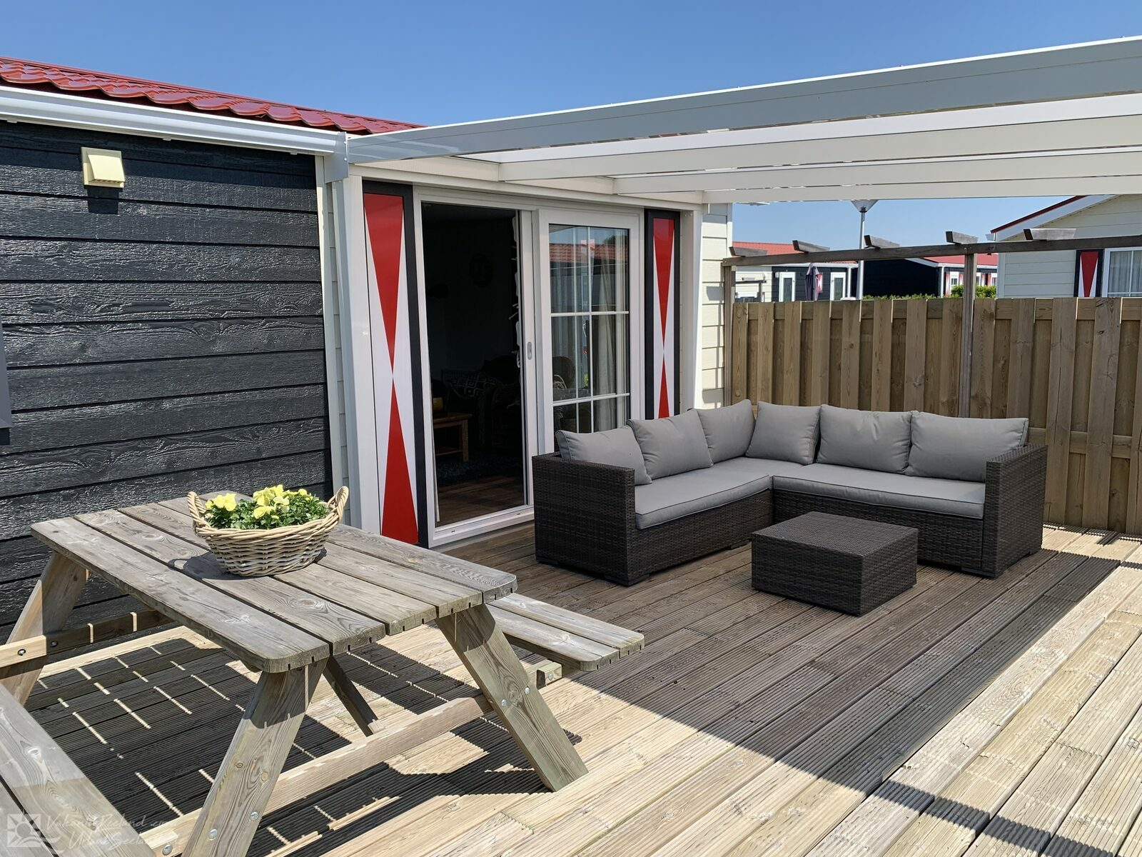 vakantiehuis Nederland, Zeeland, Serooskerke (Walcheren) vakantiehuis VZ823 Chalet in Veere