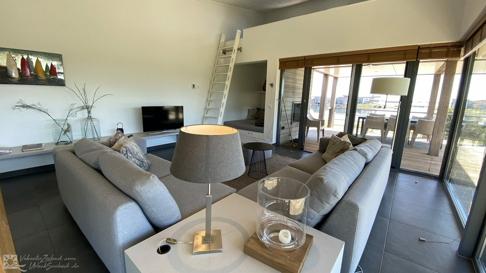 VZ797 Deluxe Villa Ouddorp
