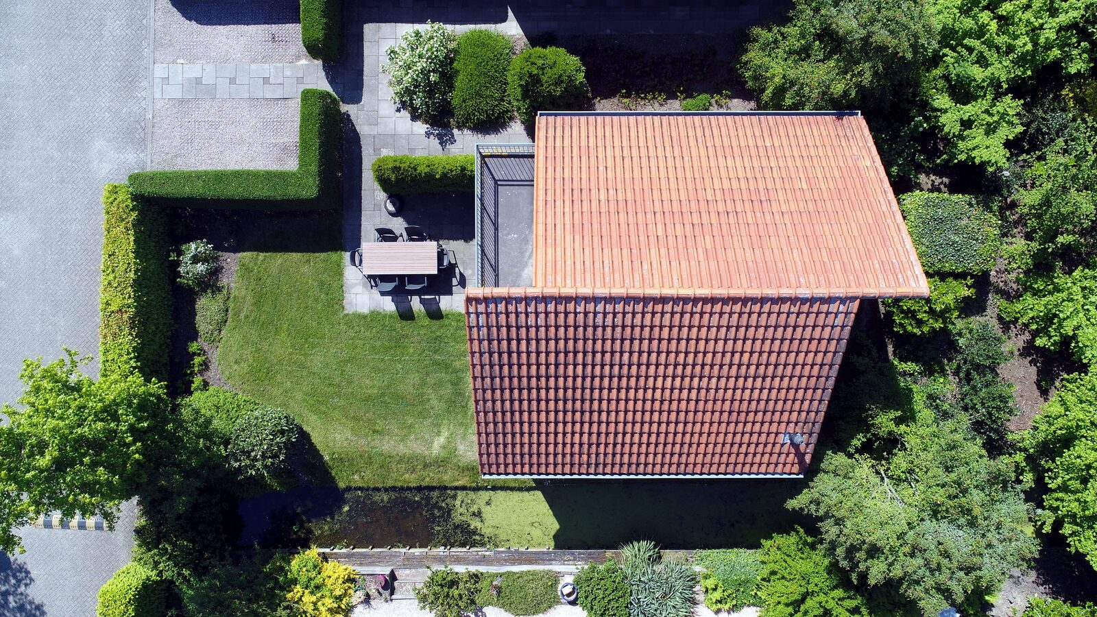 Ferienhaus Wijde Aa 6 Modern