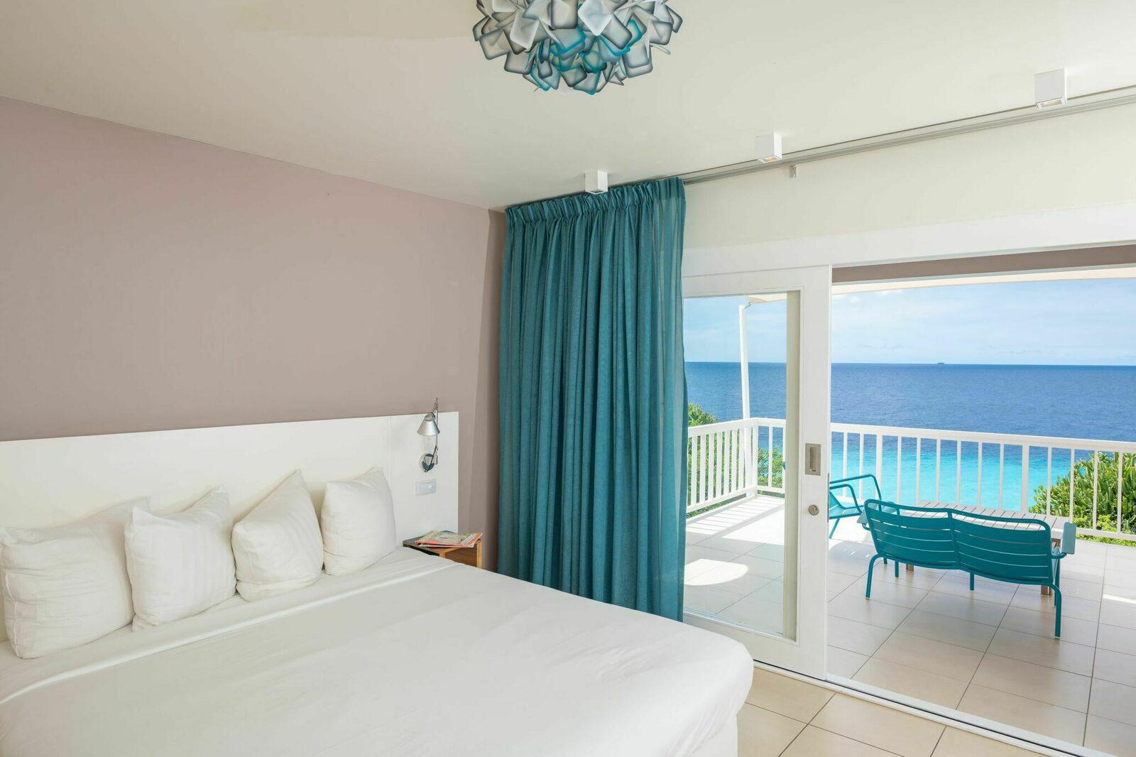 Deluxe room Ocean View | 2 Pers.