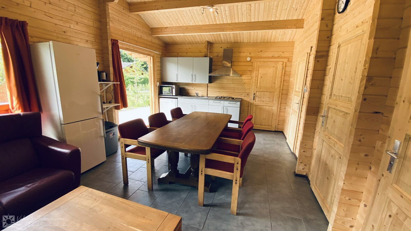 VZ455 Holiday chalet Ossenisse