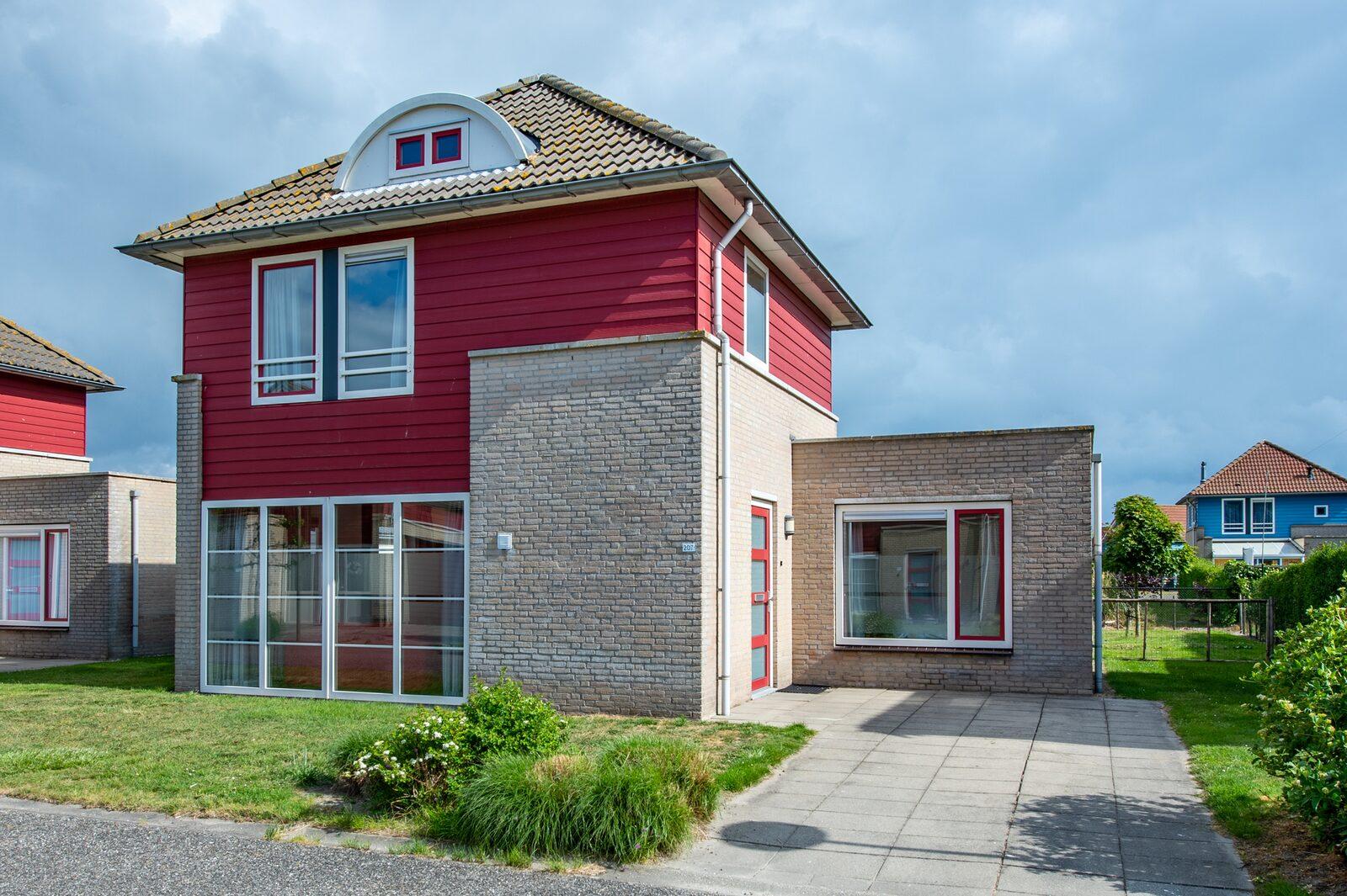 Maxime 207- Kustpark Village Scaldia