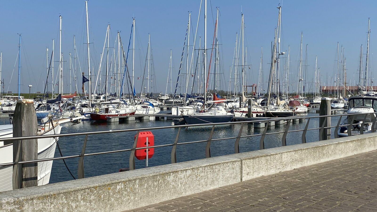 VZ841 Ferienchalet Sint Annaland