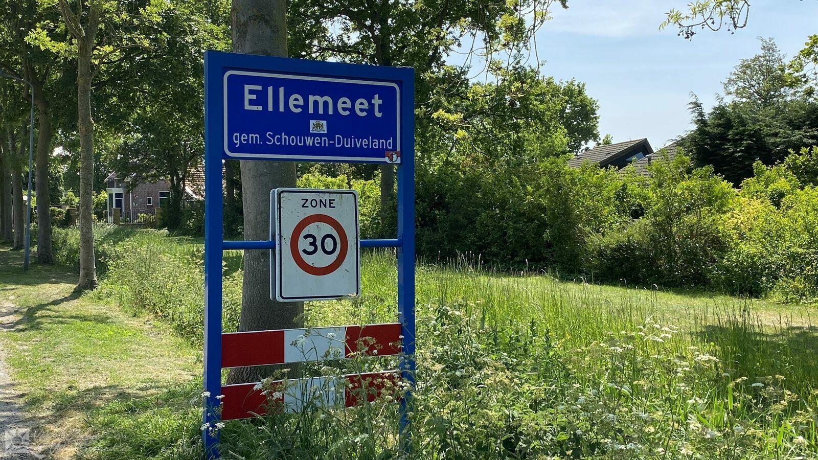 VZ670 Chalet Ellemeet