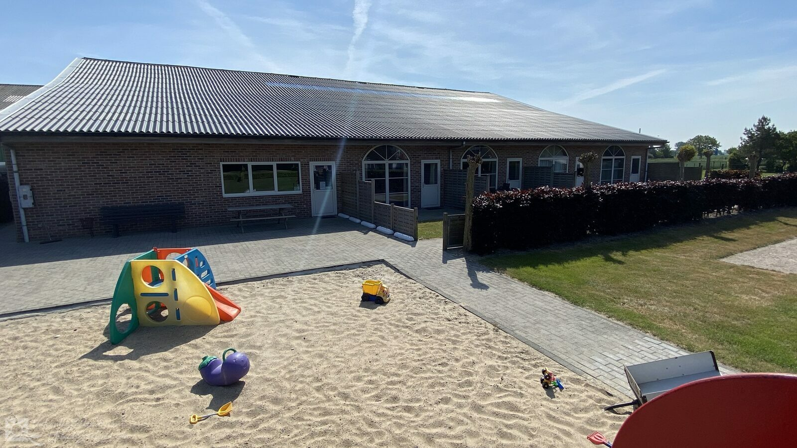 VZ008 Holiday home Groede