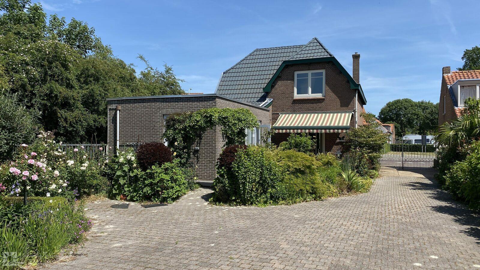 Freistehendes Ferienhaus VZ840 in Aardenburg