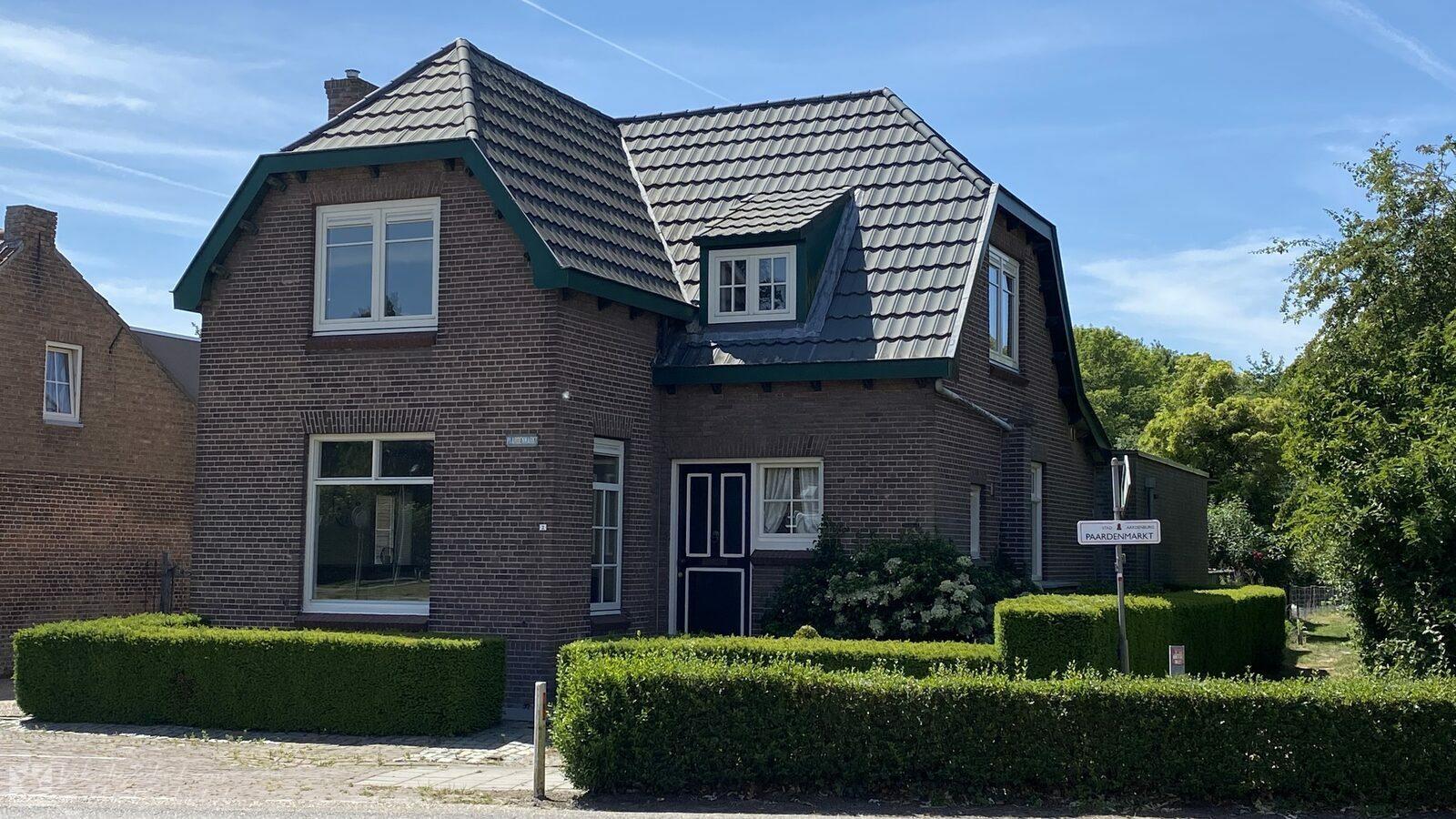 VZ840 Vrijstaand Vakantiehuis in Aardenburg