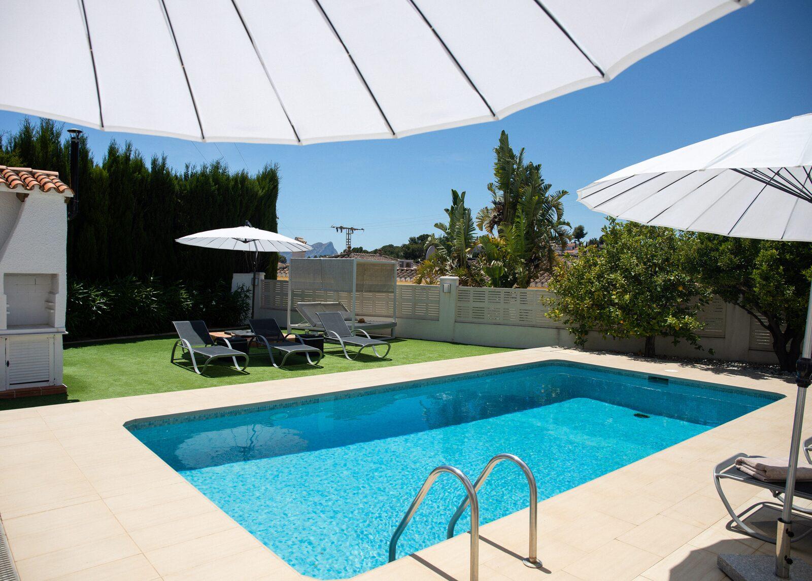Villa Alegria Moraira | 6 personen