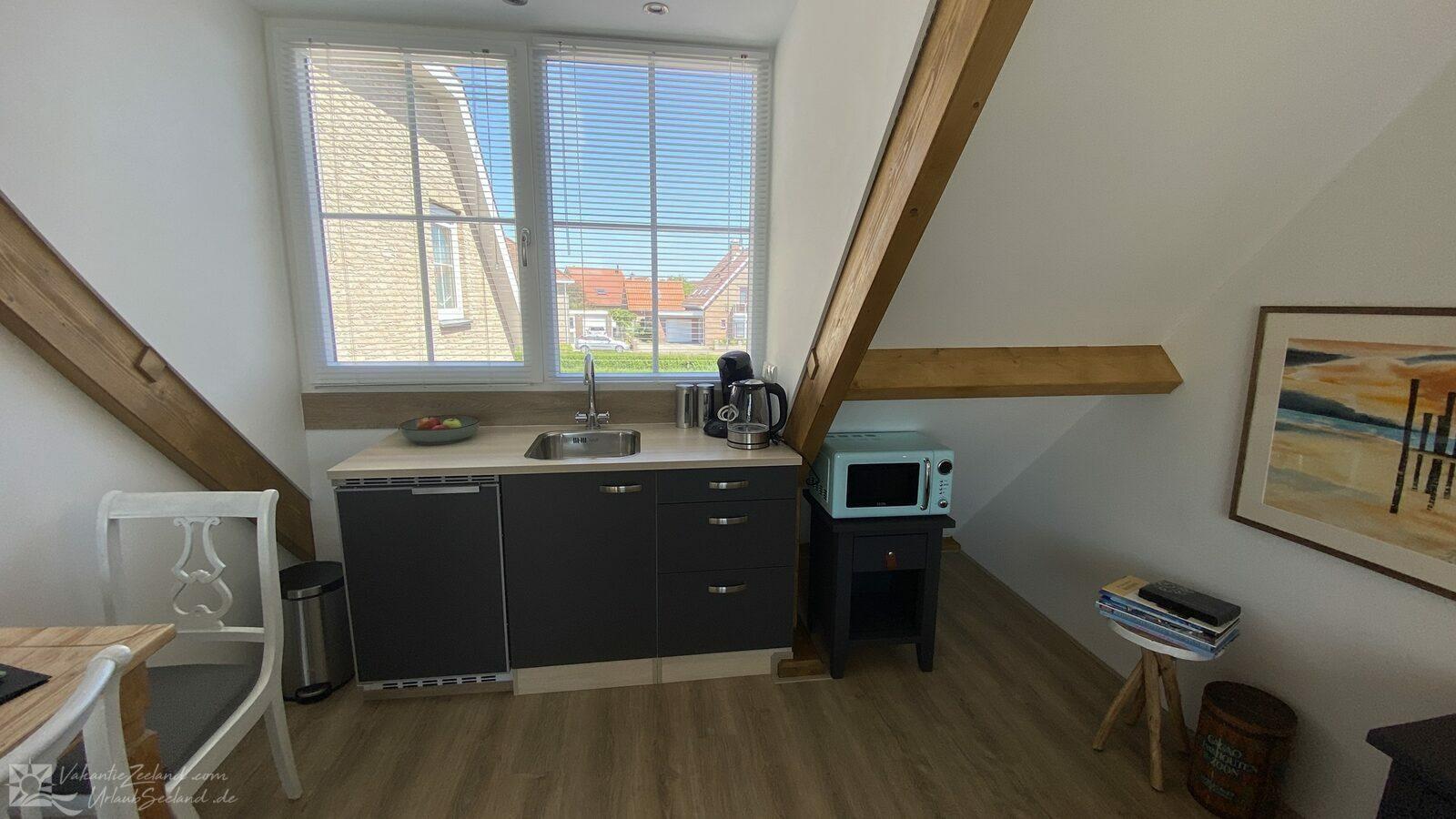 VZ861 Holiday studio in Westkapelle