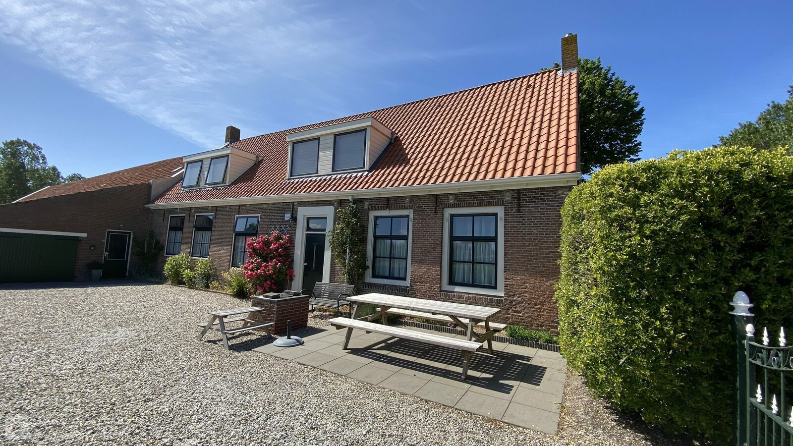 VZ161 Holiday home Vrouwenpolder