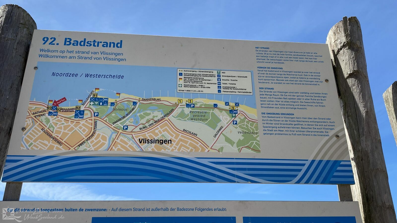 VZ673 Beach studio Vlissingen