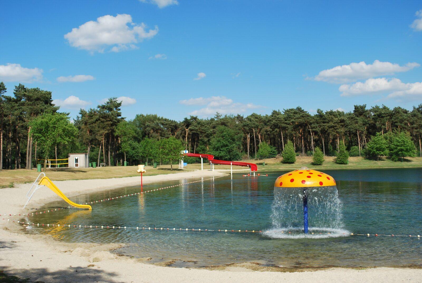 Parc de Witte Vennen | Luxe Sanitair XL+ 6 Pers.