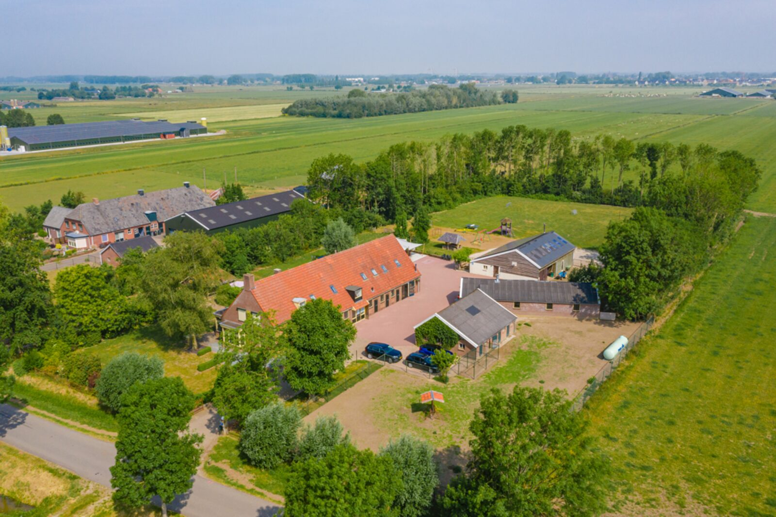 Vakantieboerderij Olpoda