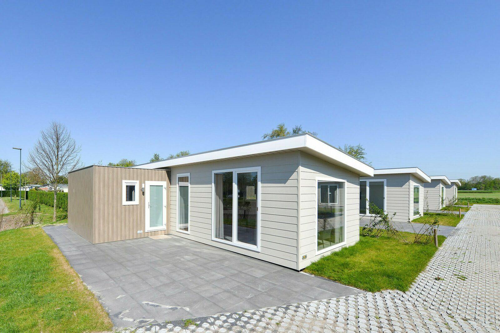 Chalet - Holidaypark Hart van Zeeland | Heinkenszand