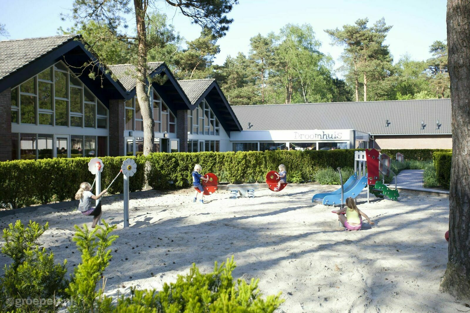 Groepsaccommodatie Beekbergen