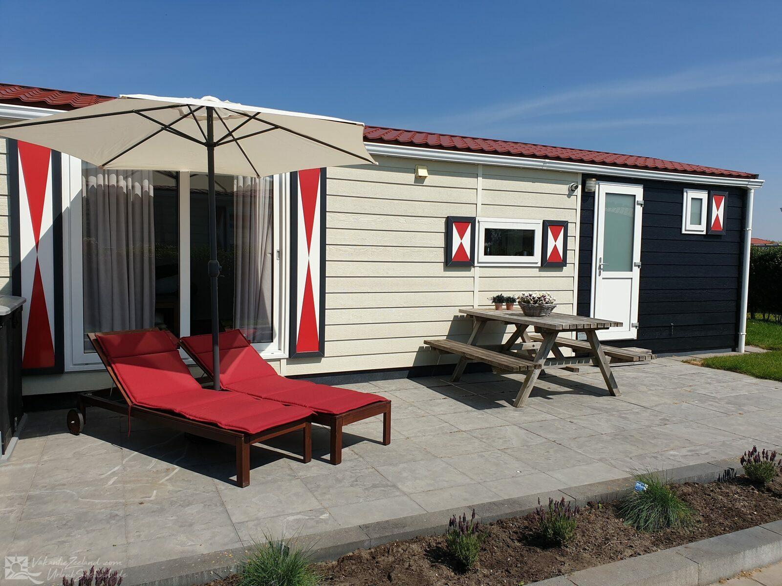 vakantiehuis Nederland, Zeeland, Serooskerke (Walcheren) vakantiehuis VZ816 Chalet in Veere