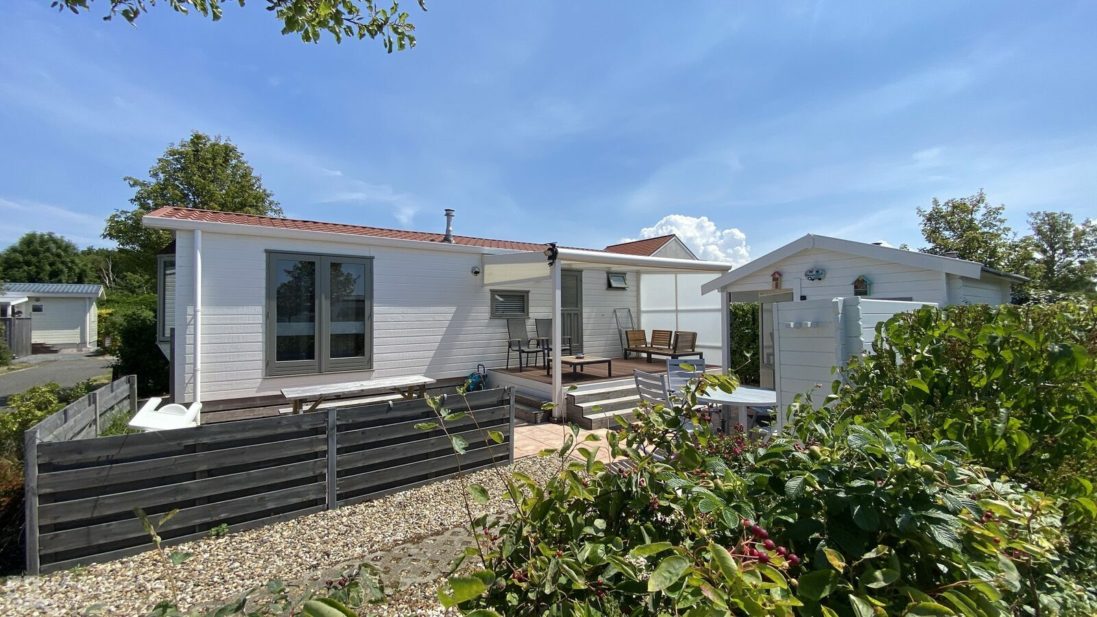 VZ781 Holiday chalet Renesse