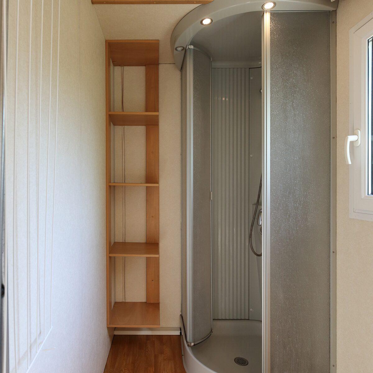 Mobil-home Burstner pour cinq personnes