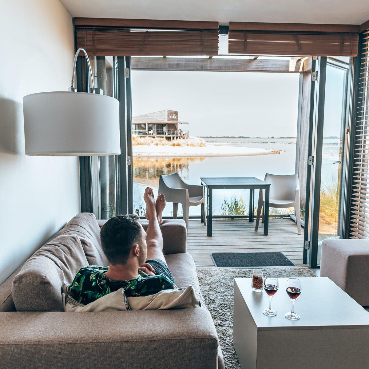 Hotelstudio Famille | 4 Pers.