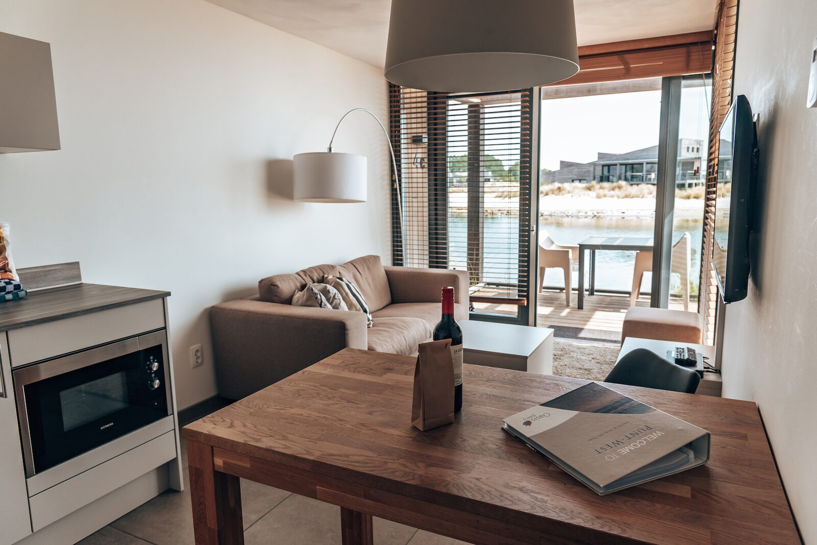 Hotelstudio Waterfront | 2 Pers.