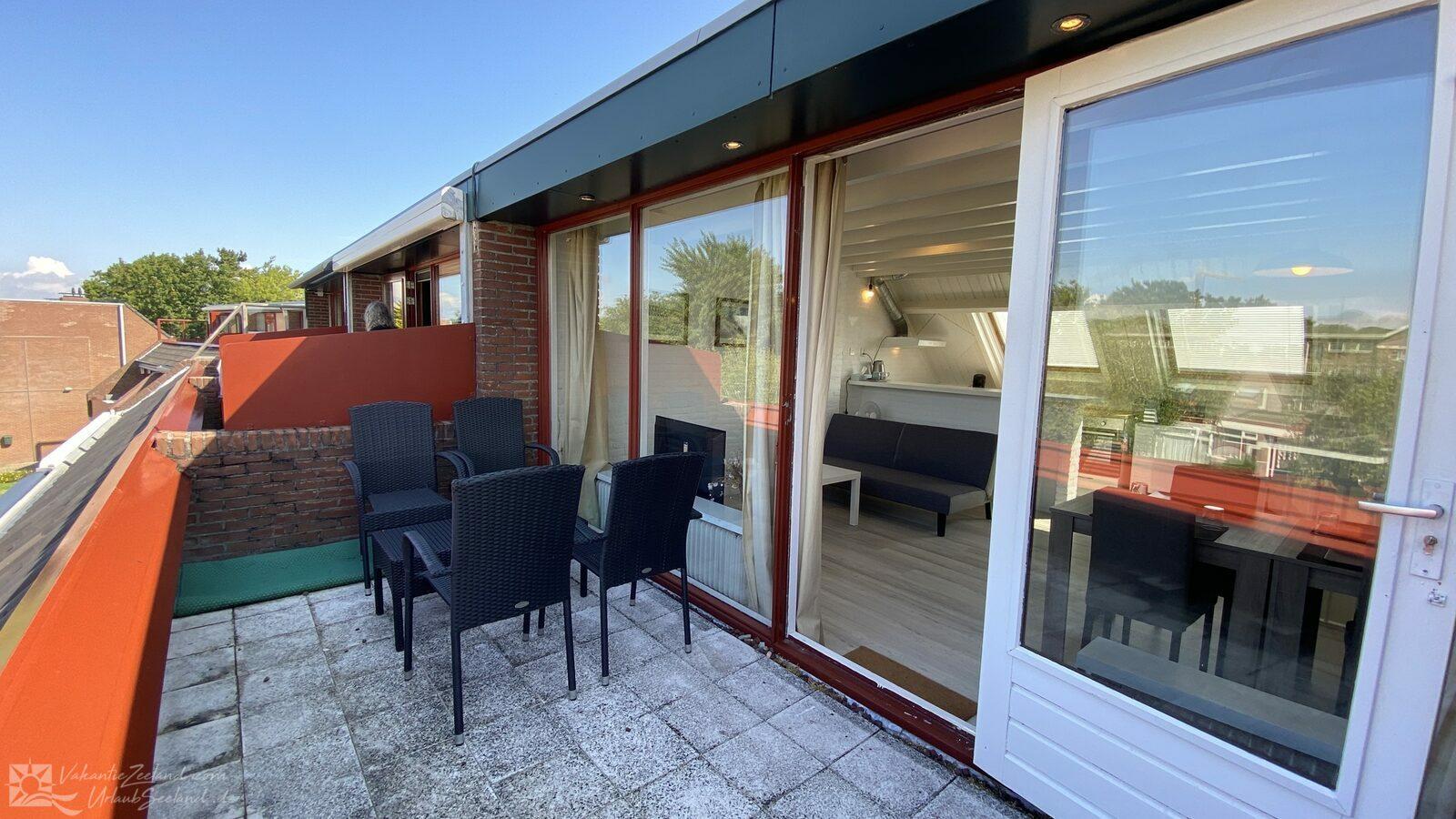 VZ872 Apartment in Koudekerke