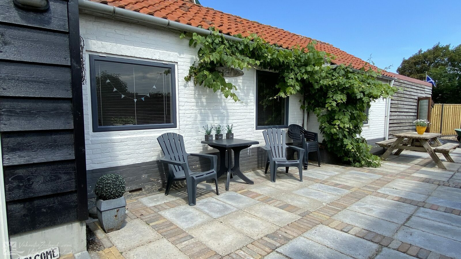 VZ238 Holiday Home Zoutelande