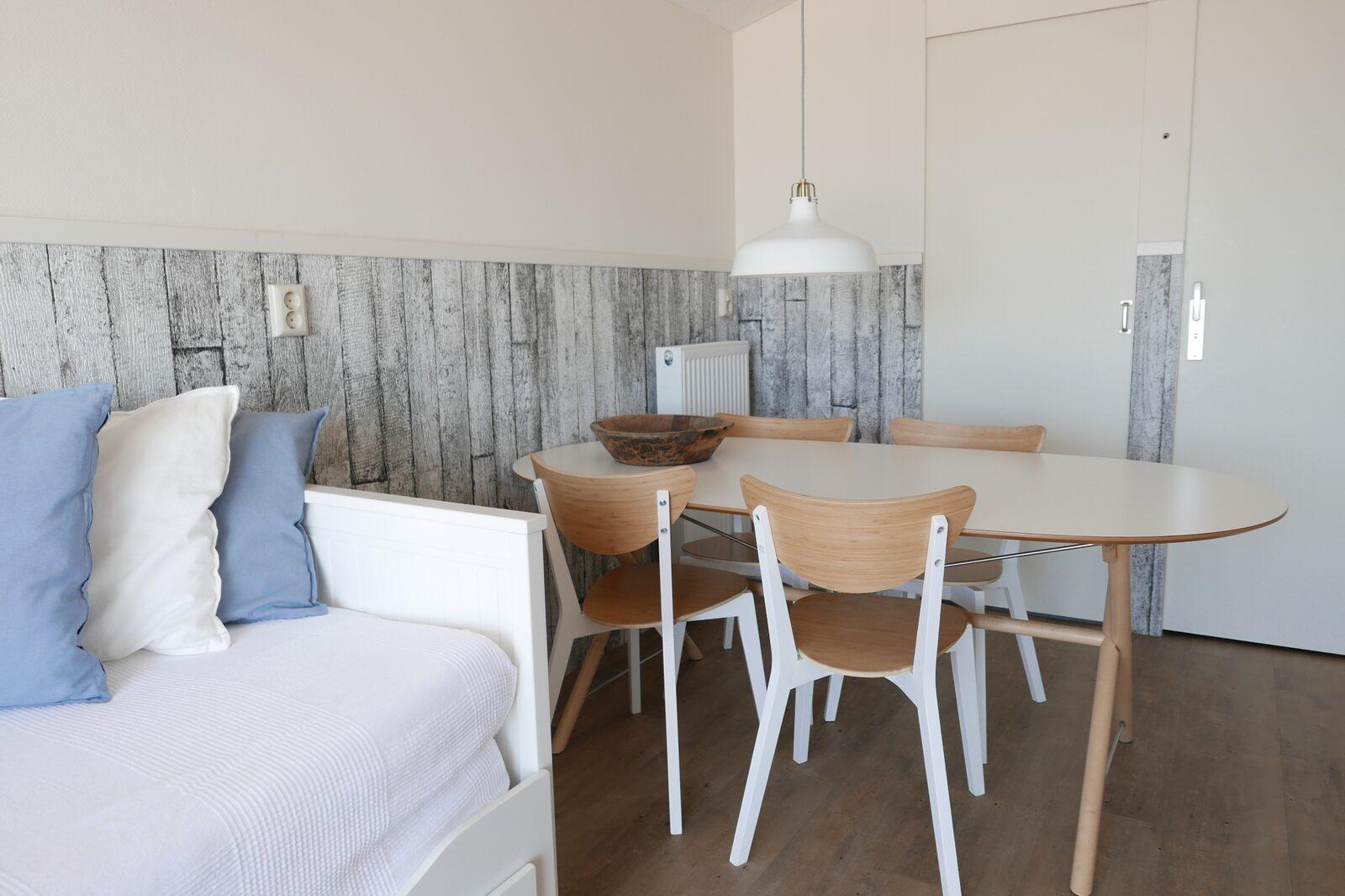 Strandhaus für 6 Personen, direkt am Meer