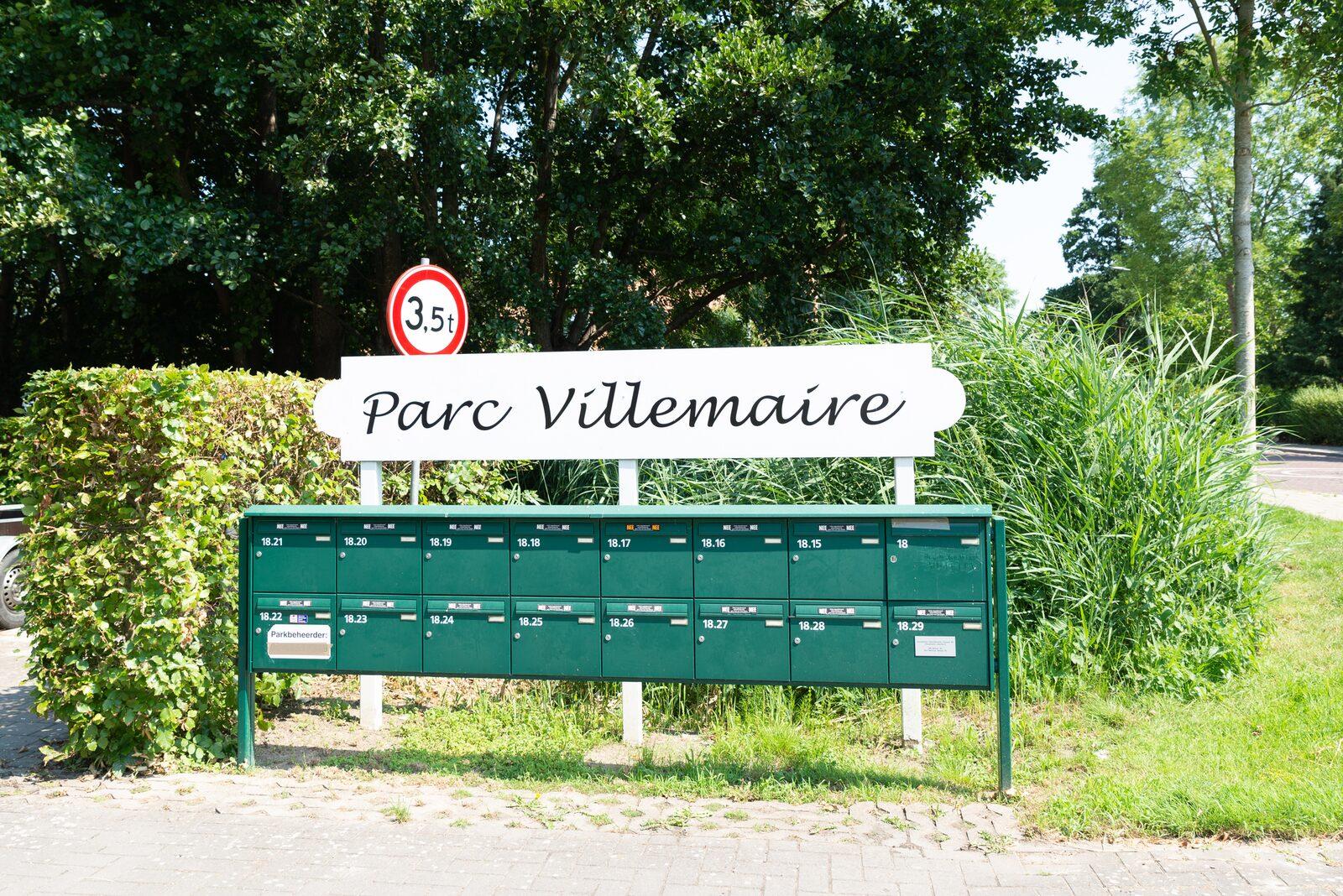 Vakantiewoning - Zuidweg 18 | Zonnemaire 'Park Villemaire huisje 17'
