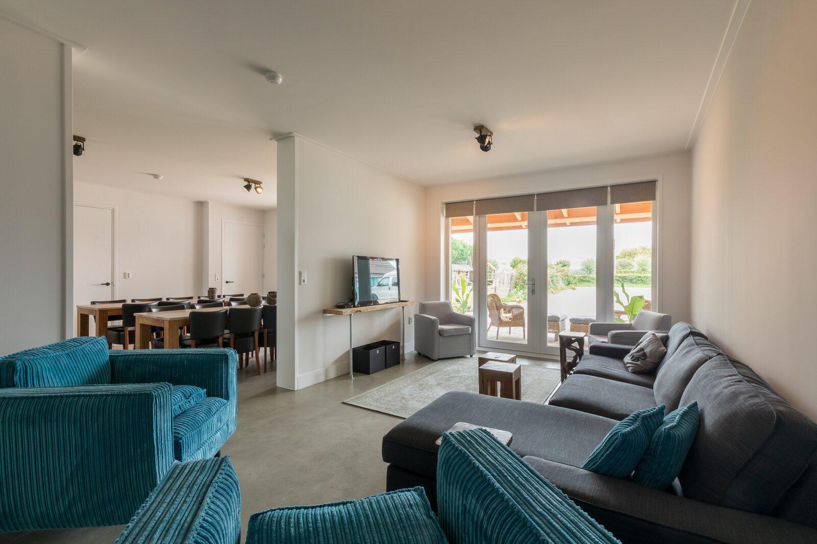 Guesthouse 16 personen - Wielemakersbaan 6 | Dishoek