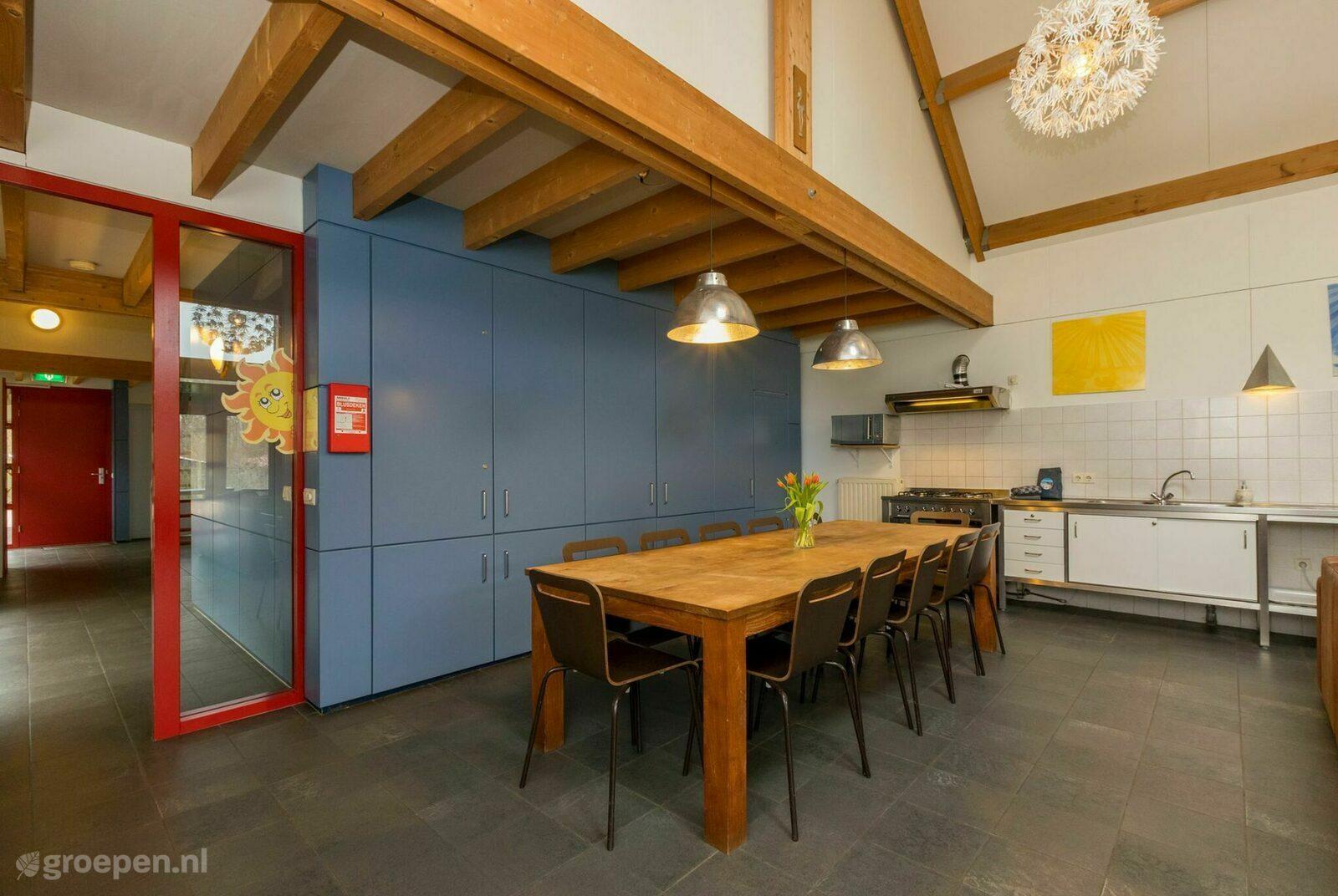 Group accommodation Zoutelande