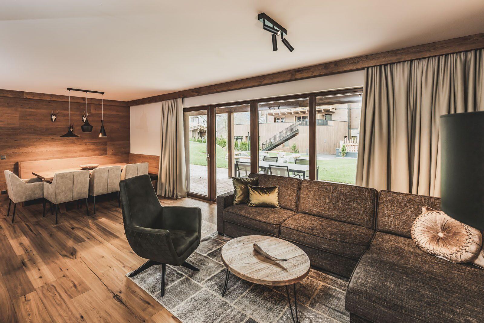 Garten Apartment | 4-6 Pers.