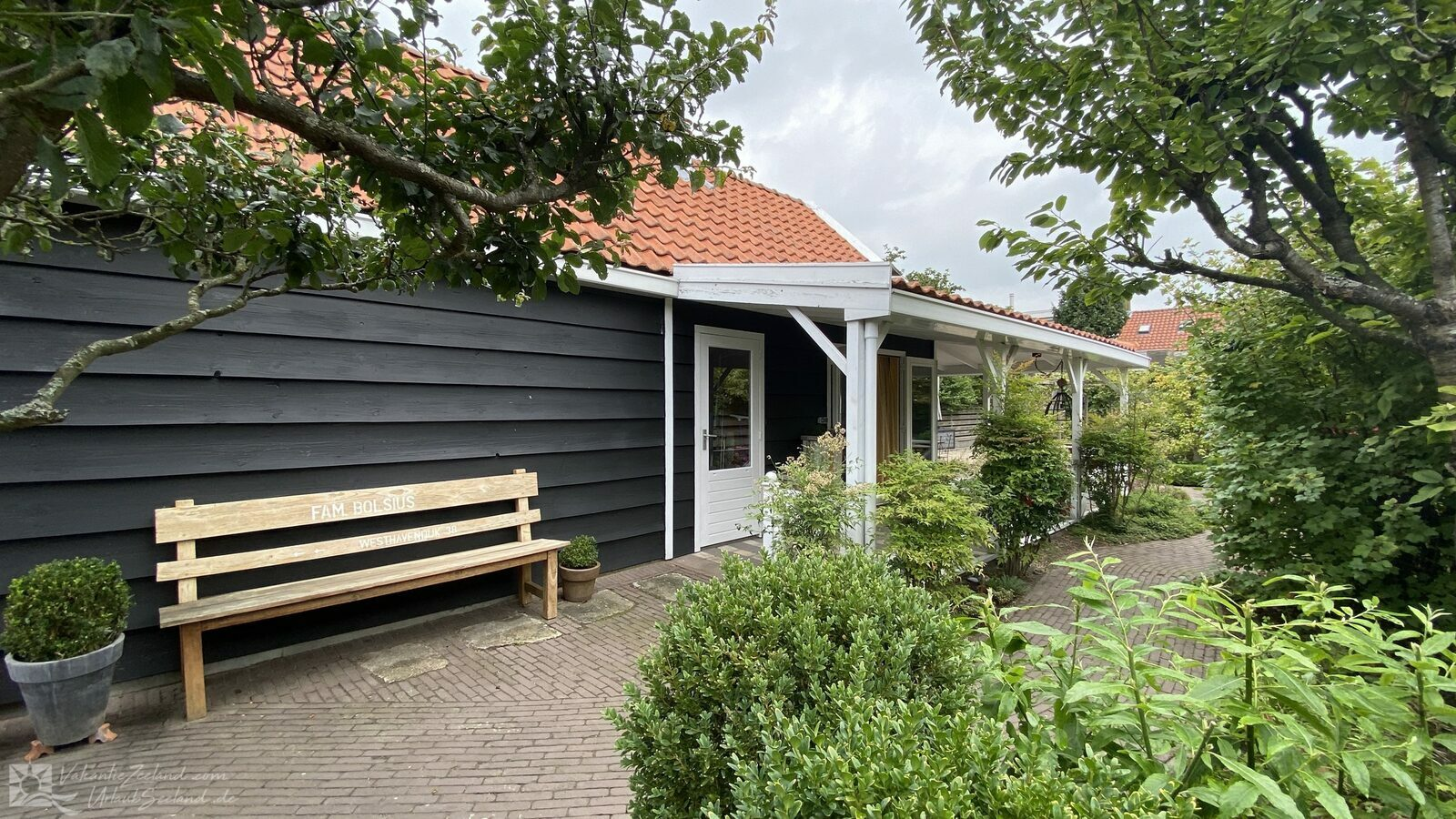 VZ883 Ferienhaus in Goes