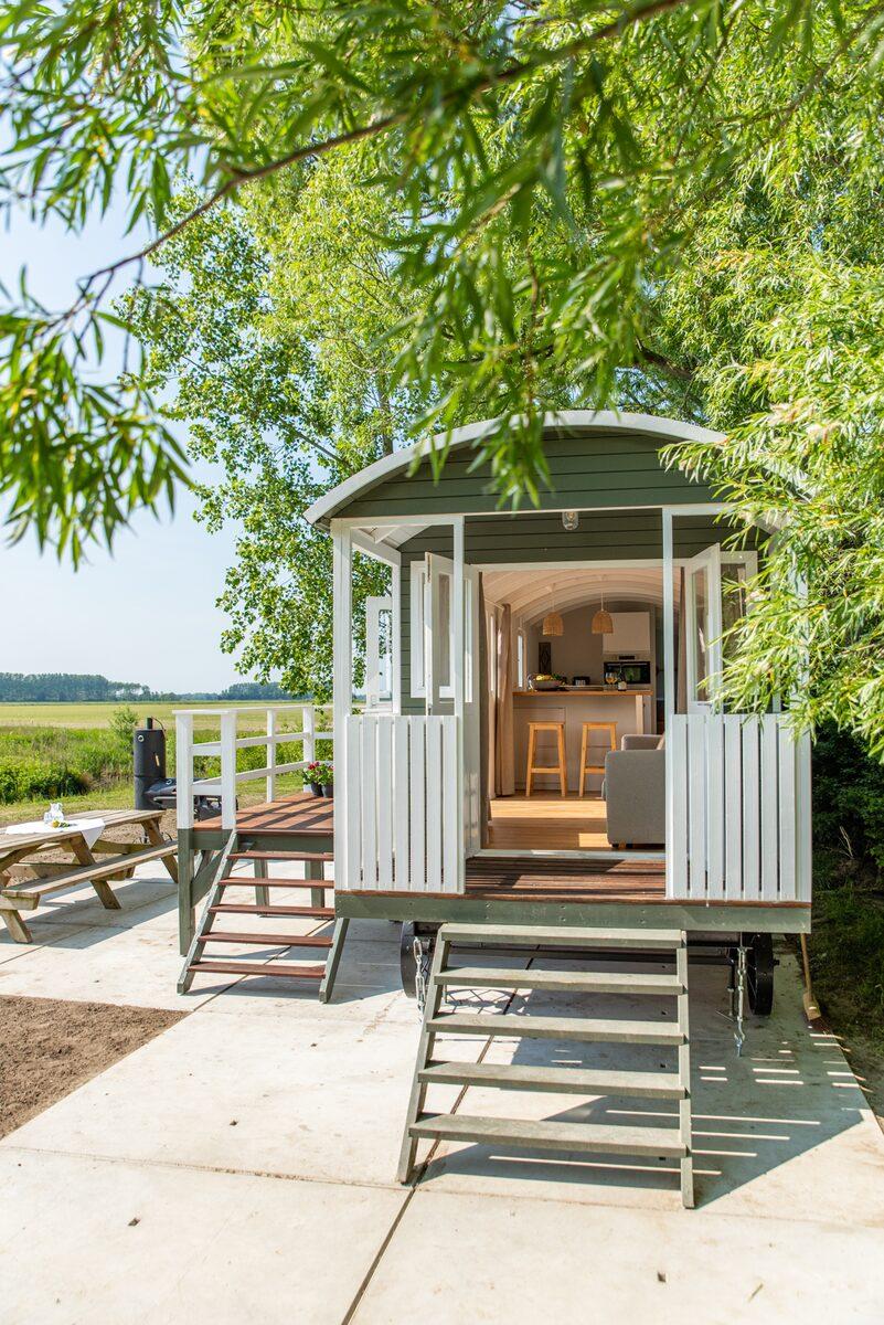 "Mobile home ""Thalys"" - Middelharnis - De Geere"