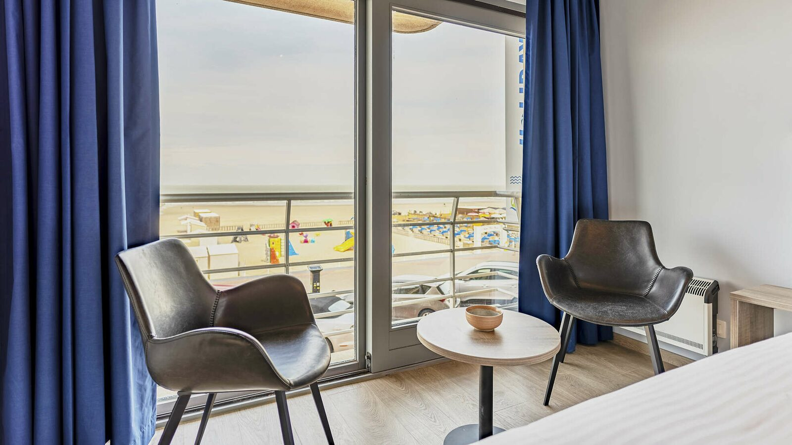 Suite - 2p | Balkon | Zeezicht