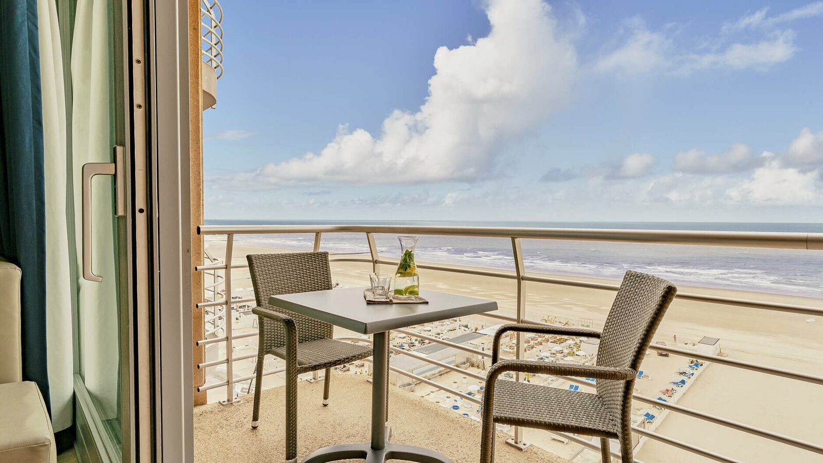 Suite - 2p | Balcony | Sea view