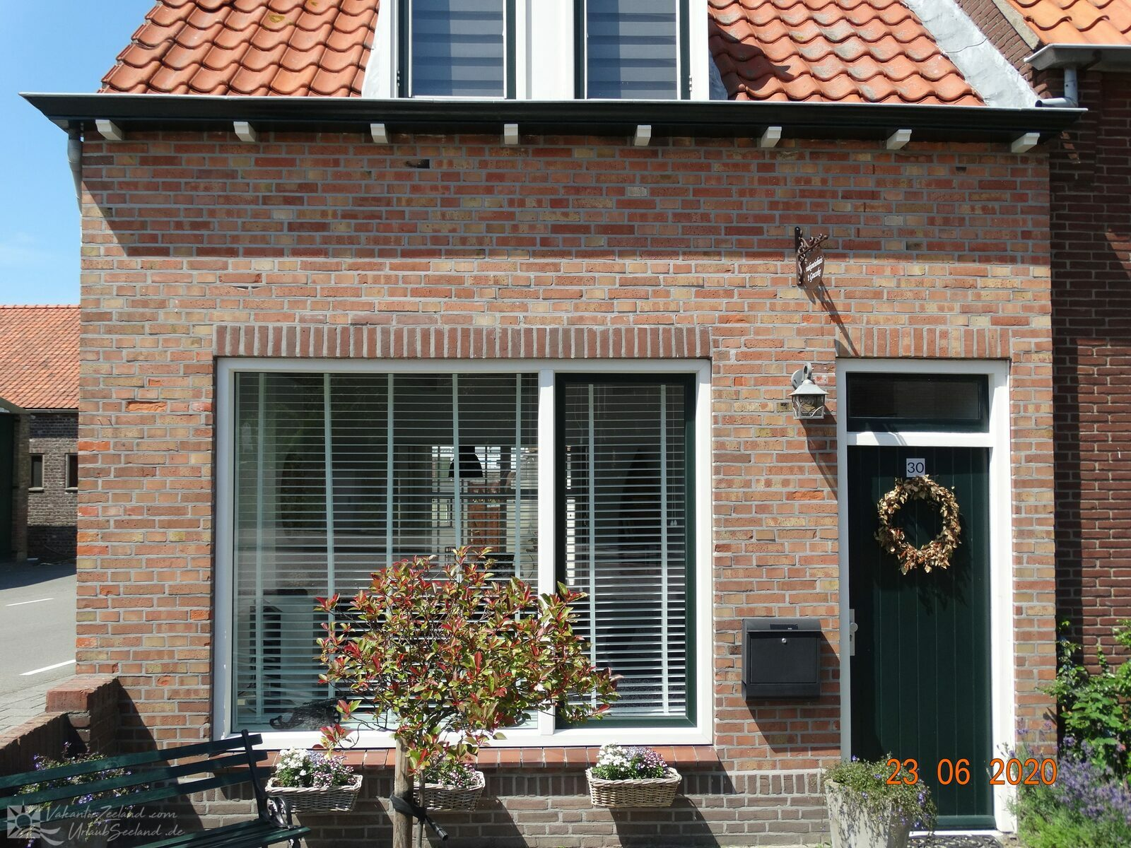 VZ885 holiday home in Biervliet