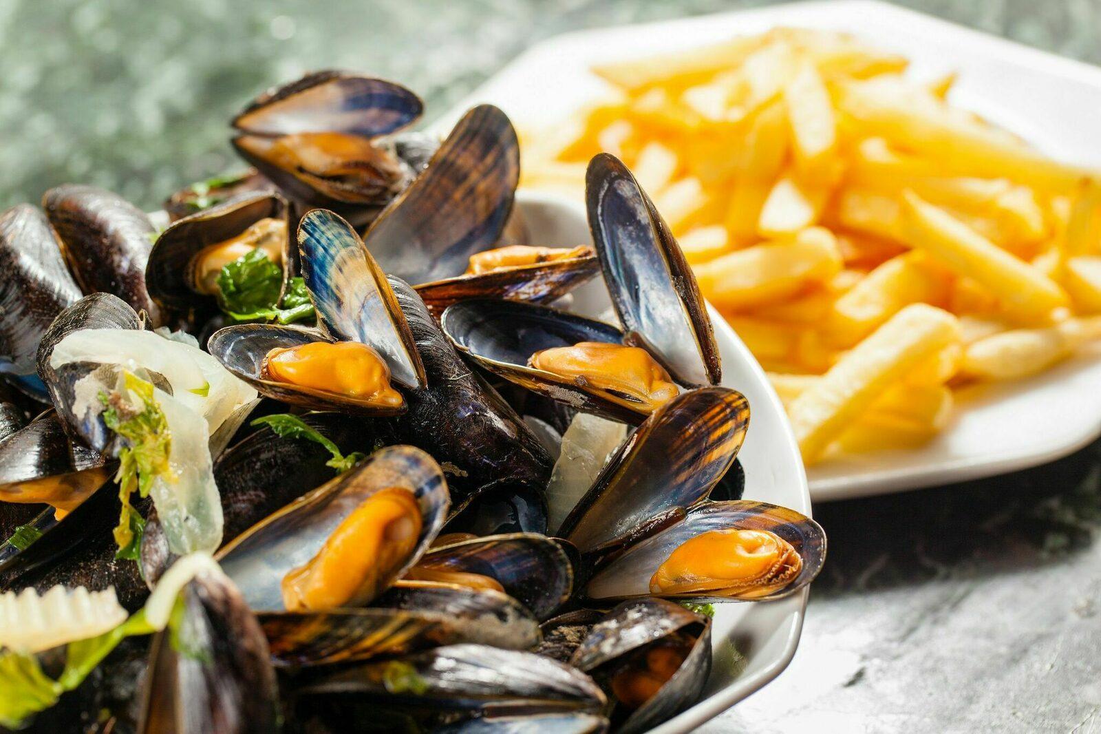 Musselsweekend