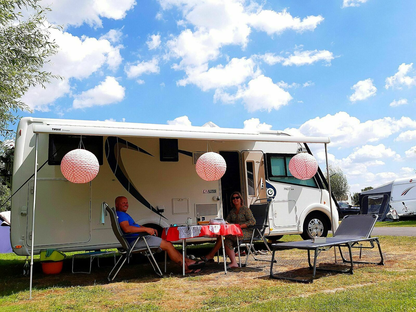 Camperplaats XL - 150 m²