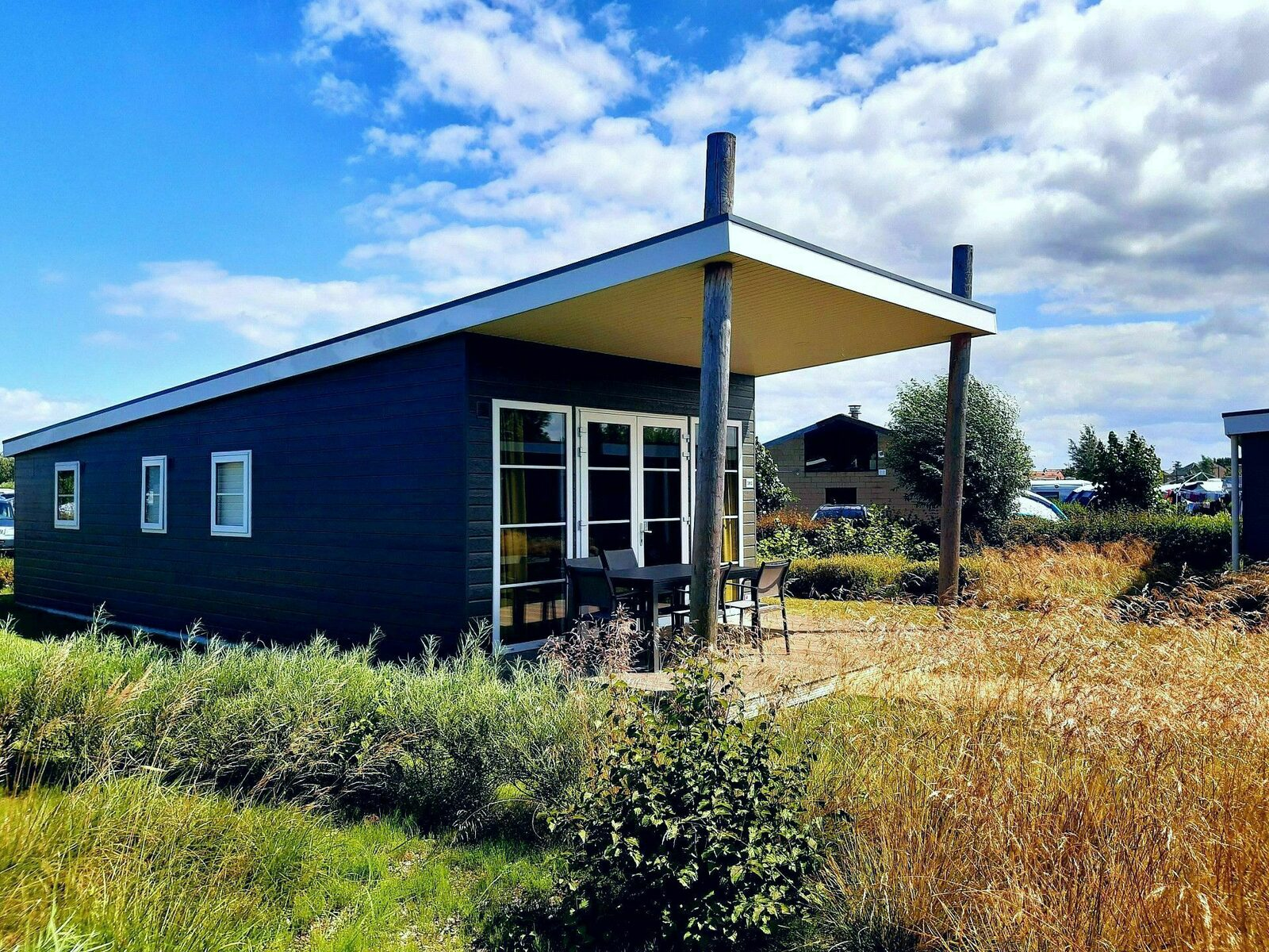 Comfort lodges | 6 persons (50 m²)