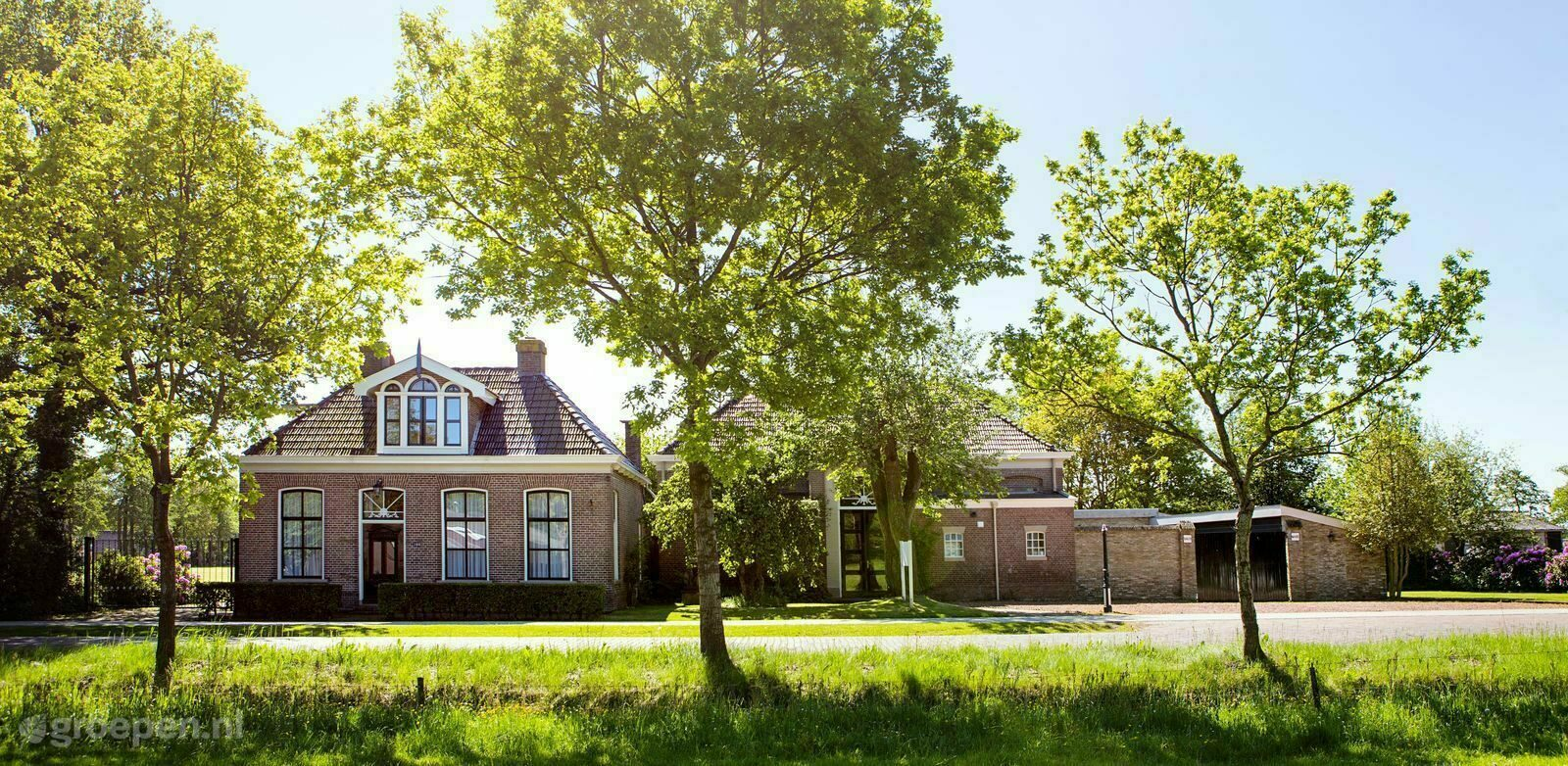 Group accommodation Wijnjewoude