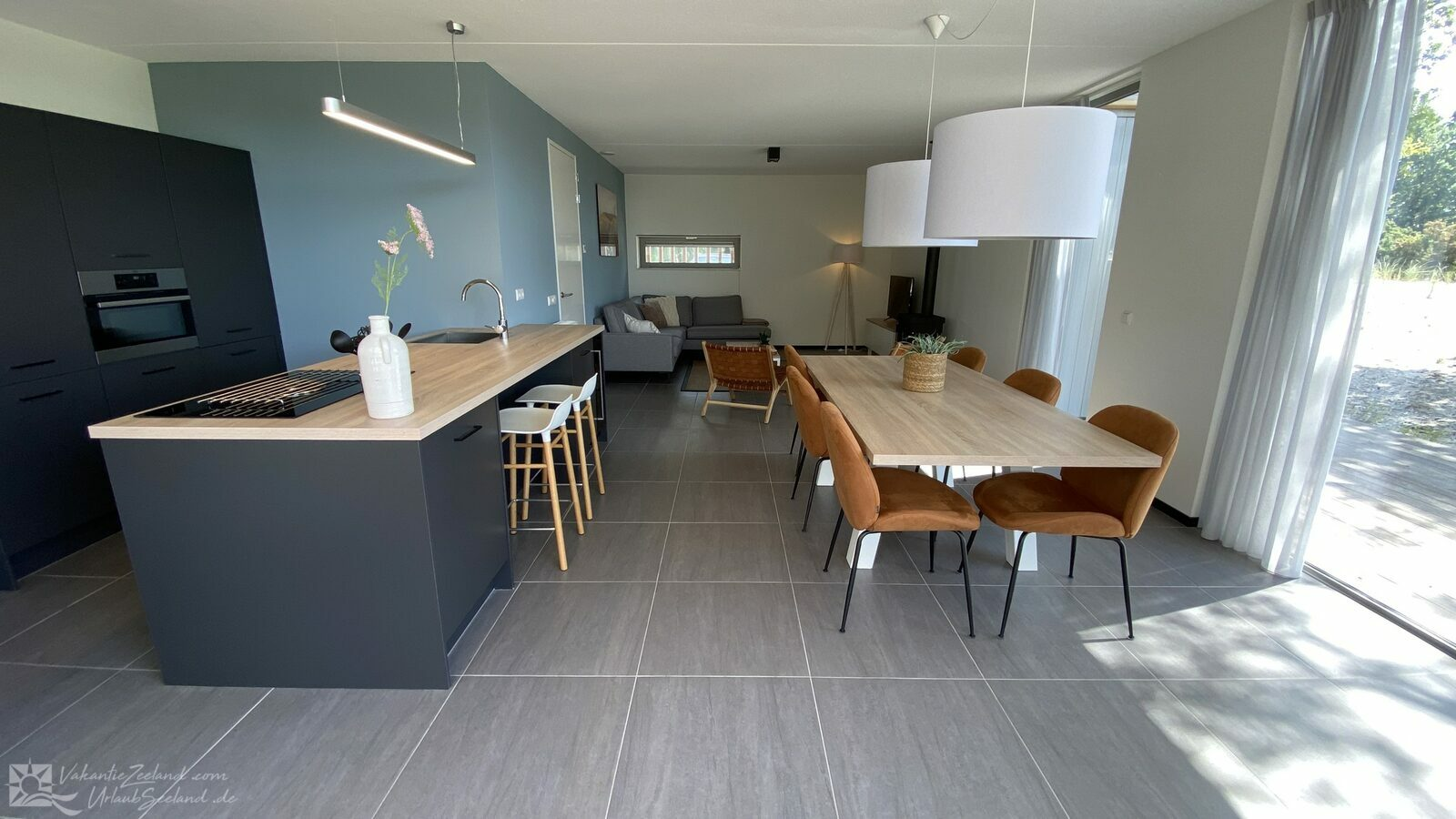 VZ843 Holiday home Luxe Ouddorp